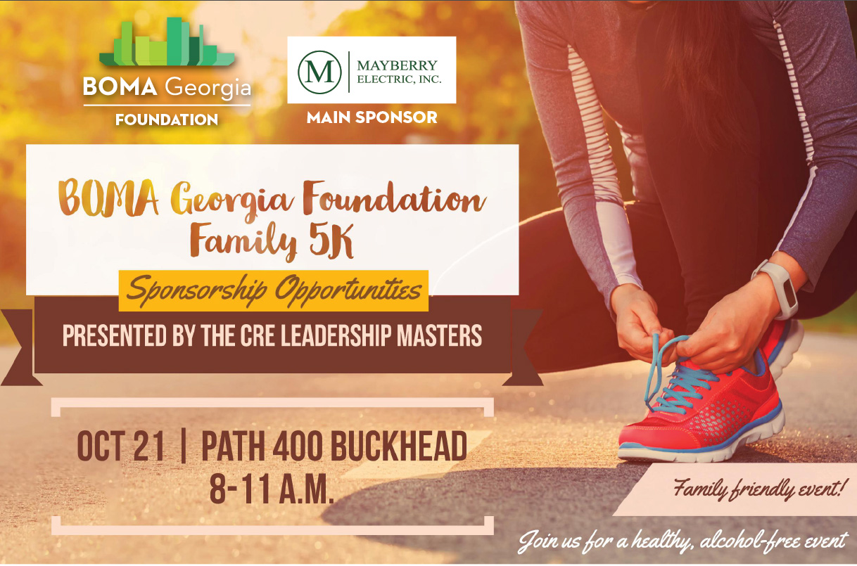 BOMA Georgia Foundation Family 5K