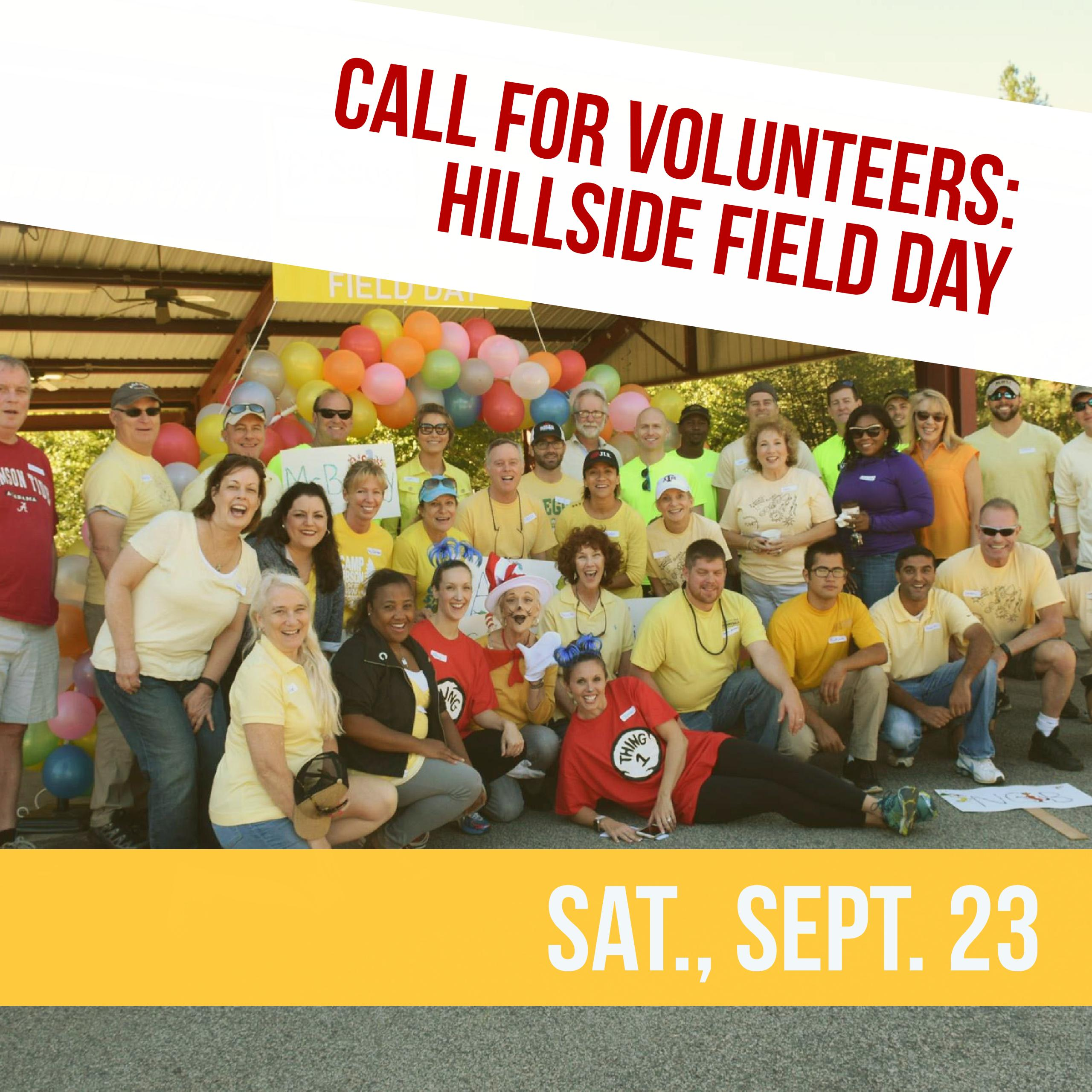 Hillside Field Day