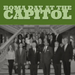 BOMA Georgia Day At the Capitol